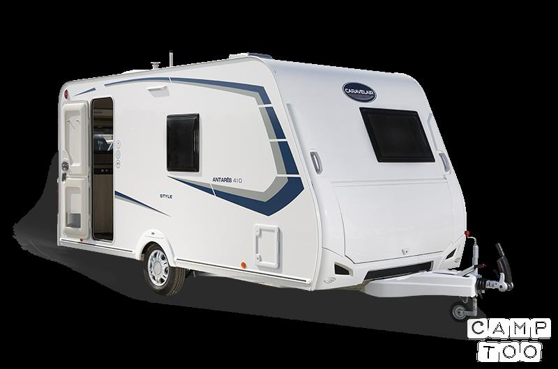 Caravelair caravan from 2021: photo 1/17
