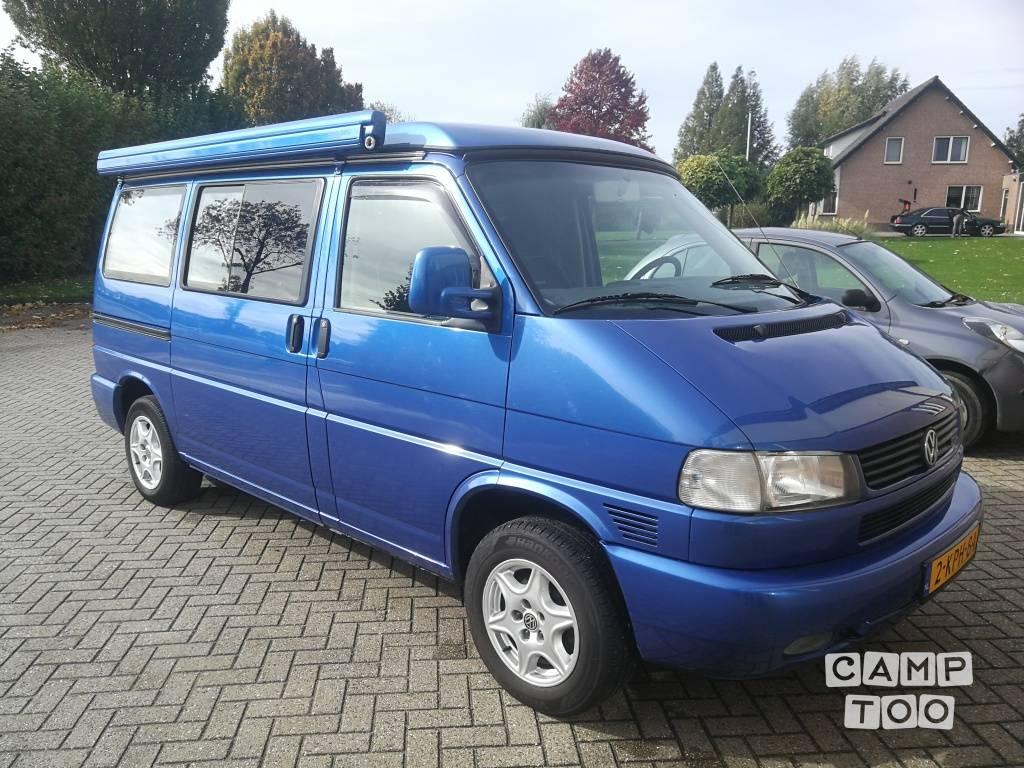 Volkswagen camper uit 2000: foto 1/3