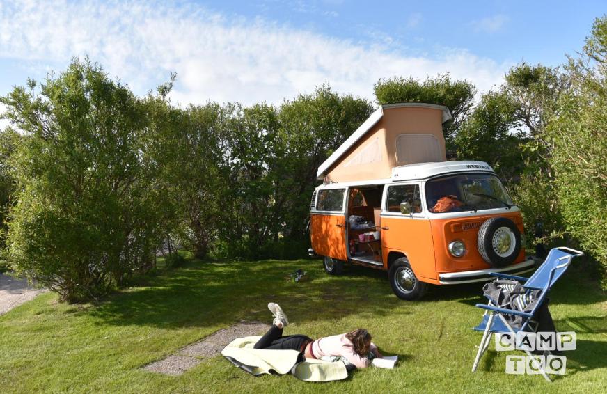 Volkswagen camper from 1974: photo 1/13