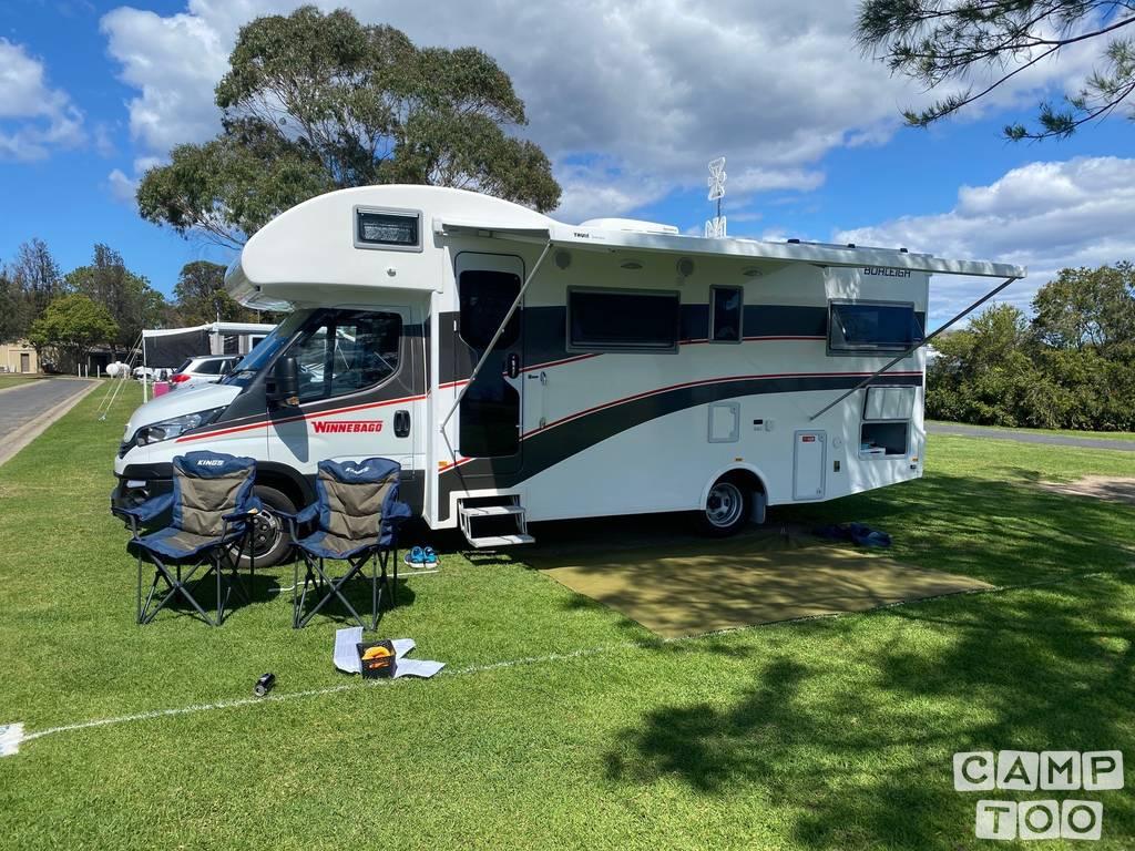 Iveco camper uit 2019: foto 1/20