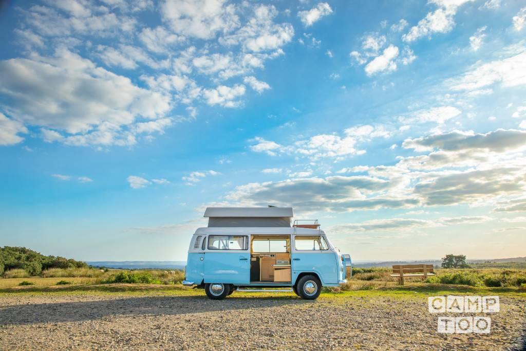 Volkswagen camper from 2011: photo 1/7