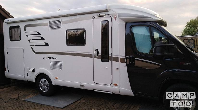 Hymer camper from 2019: photo 1/15