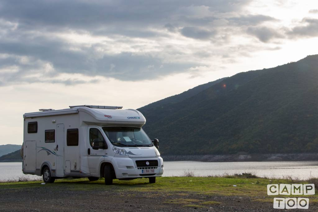 Chausson camper from 2010: photo 1/10