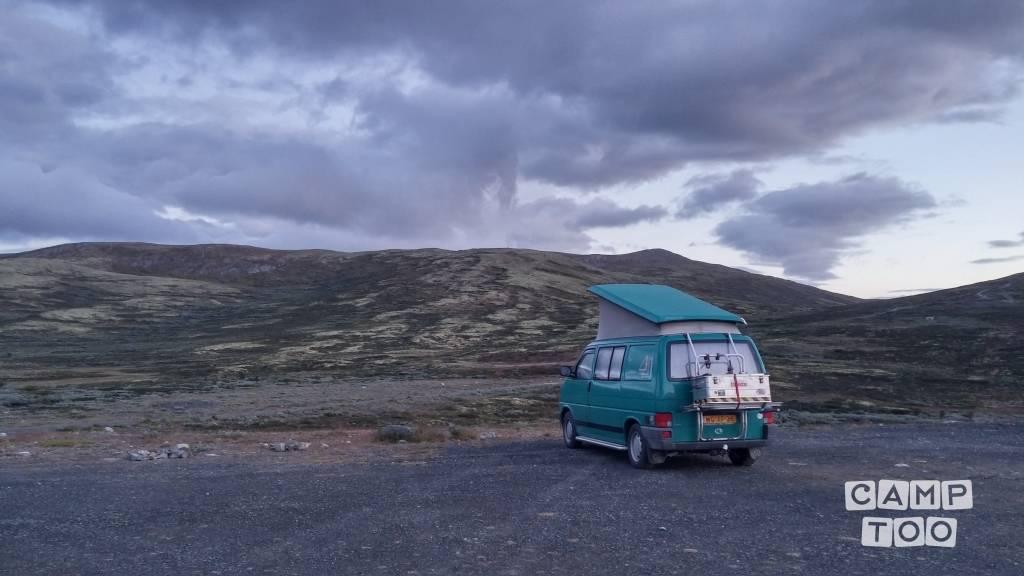 Volkswagen camper uit 1994: foto 1/12