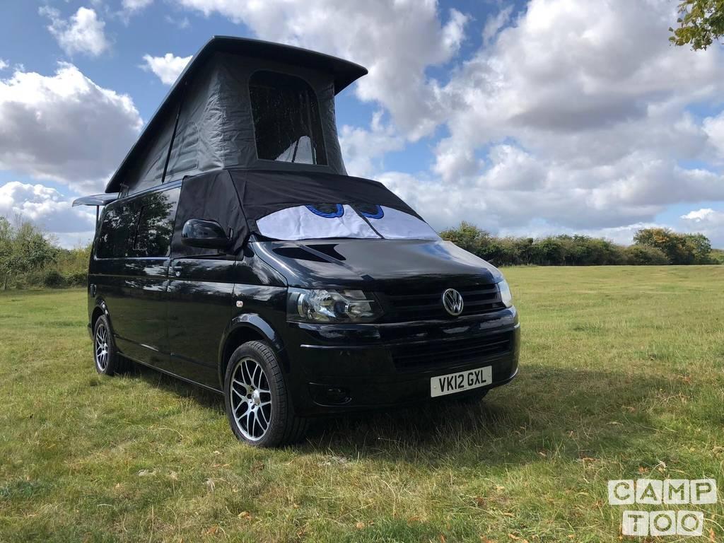 Volkswagen camper uit 2012: foto 1/16