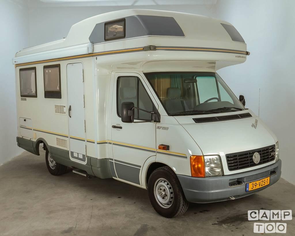 Volkswagen camper from 1999: photo 1/28
