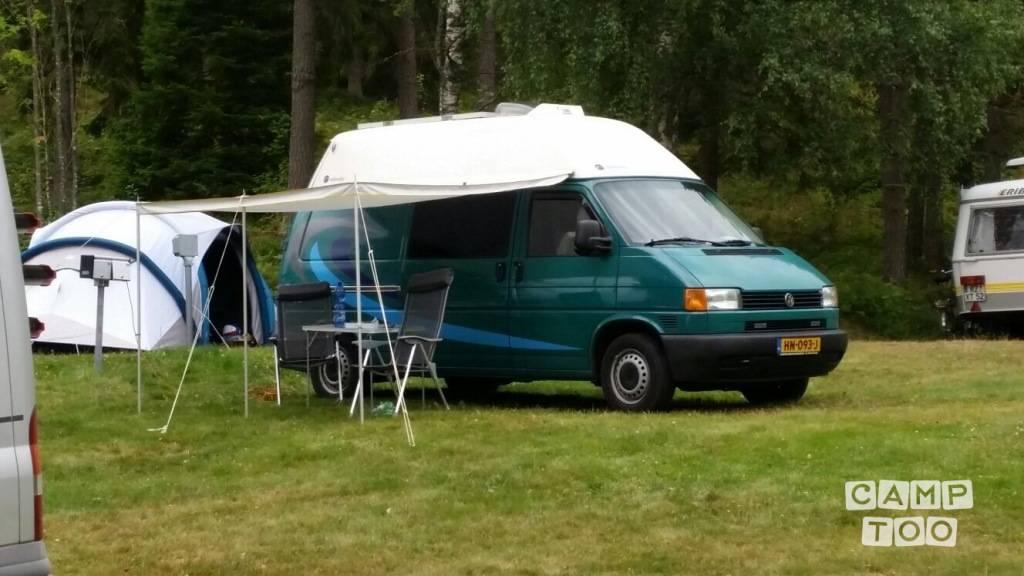 Volkswagen camper uit 1998: foto 1/15