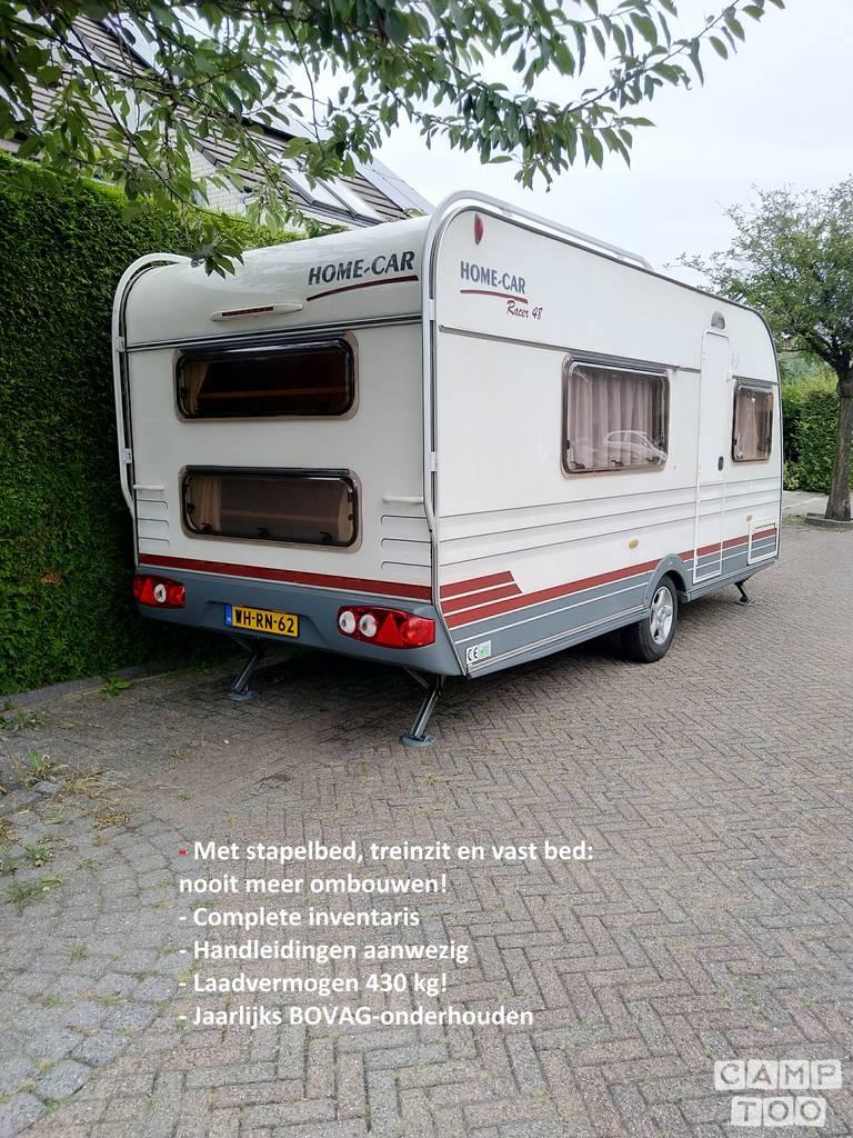 Home Car caravan from 2003: photo 1/15