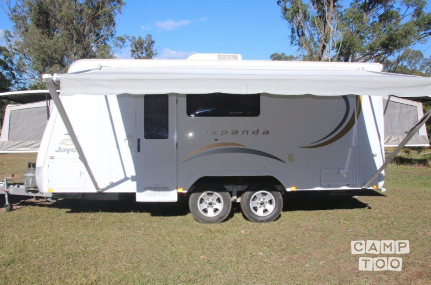 Jayco caravan from 2011: photo 1/13