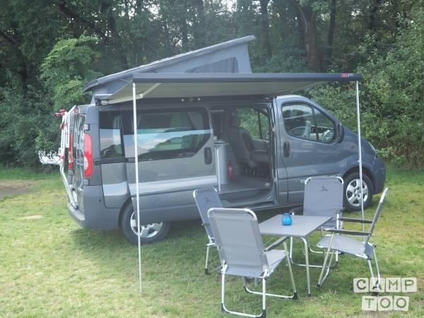 Opel camper uit 2014: foto 1/10