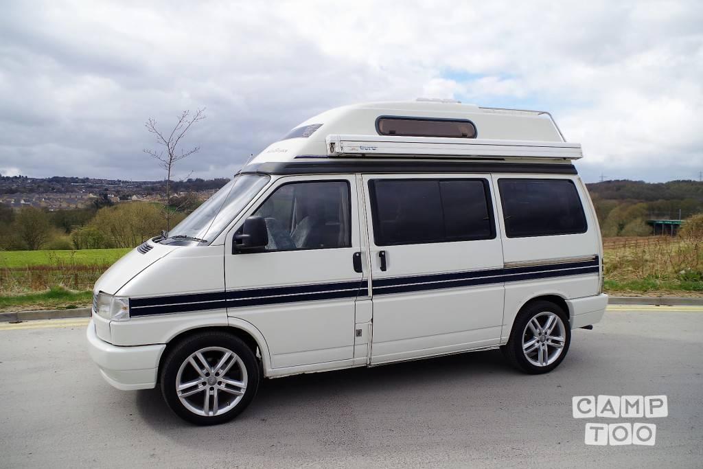 Volkswagen camper from 1996: photo 1/18