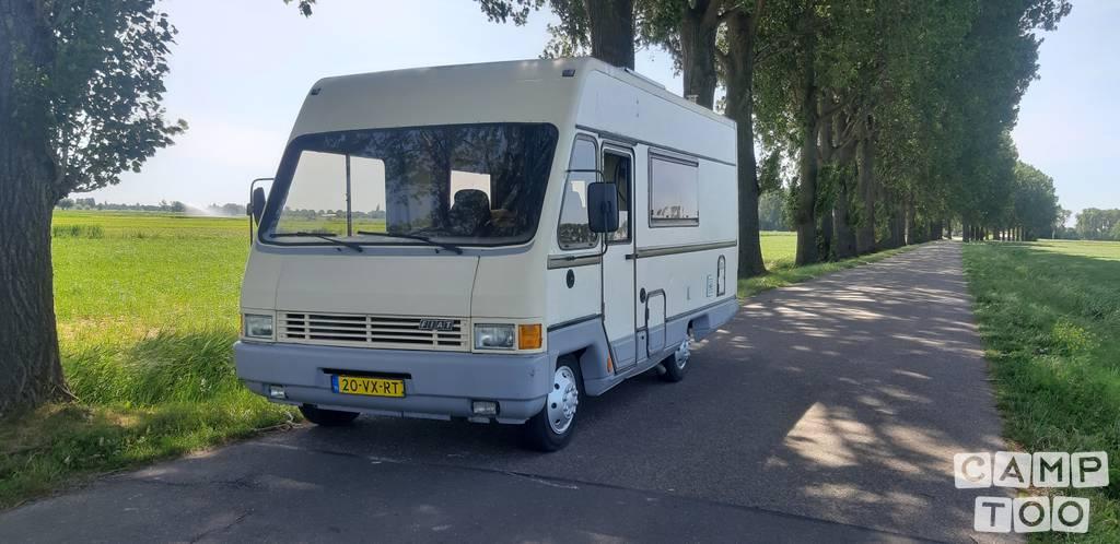 Fiat camper from 1990: kuva 1/15