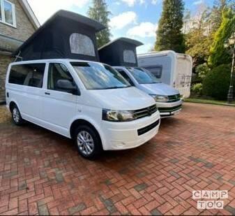 Volkswagen camper from 2014: photo 1/9