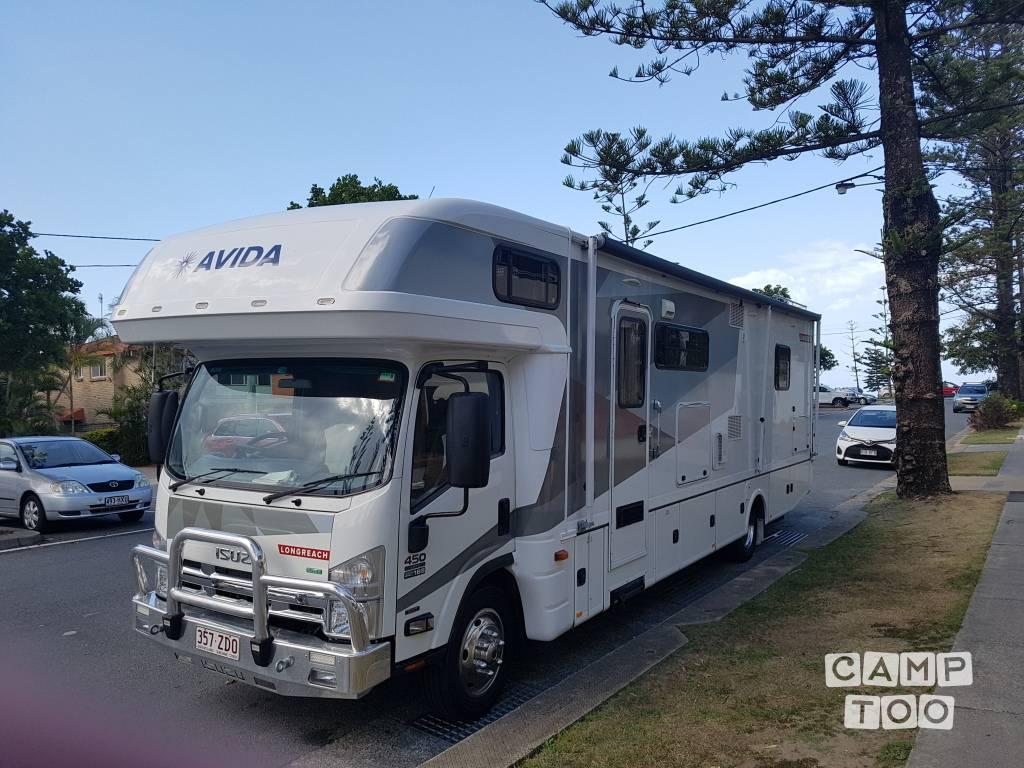 Avida camper from 2014: photo 1/15