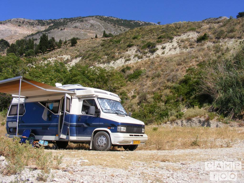 Fiat camper uit 1992: foto 1/10
