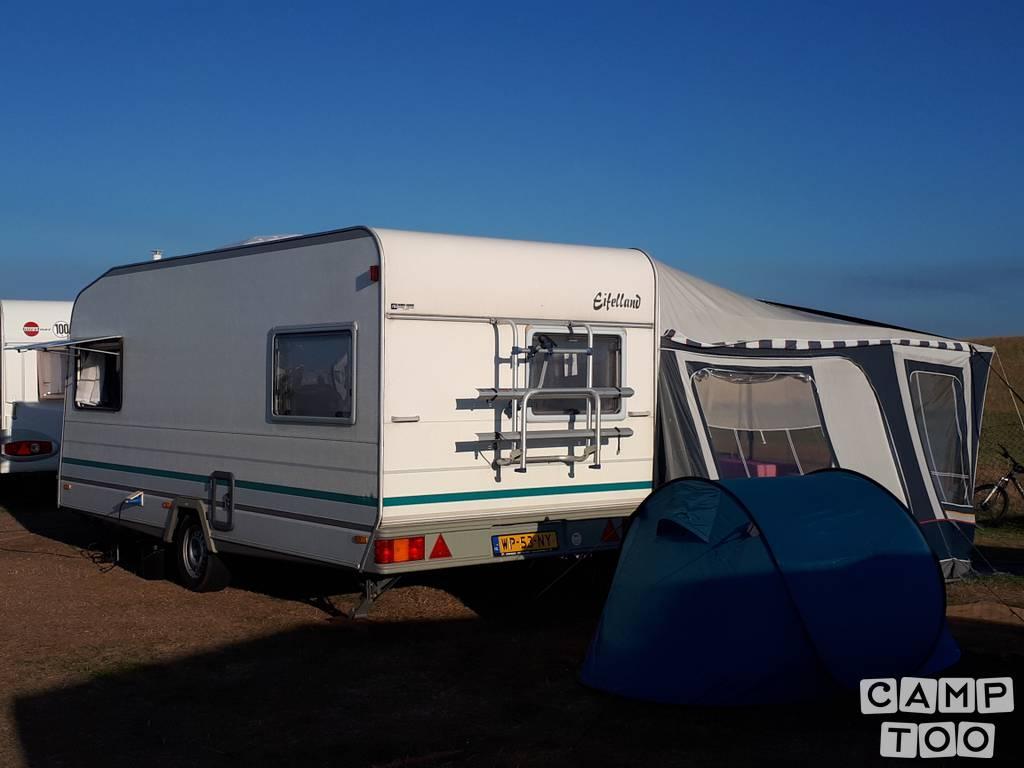 Eifelland caravan from 1997: kuva 1/18