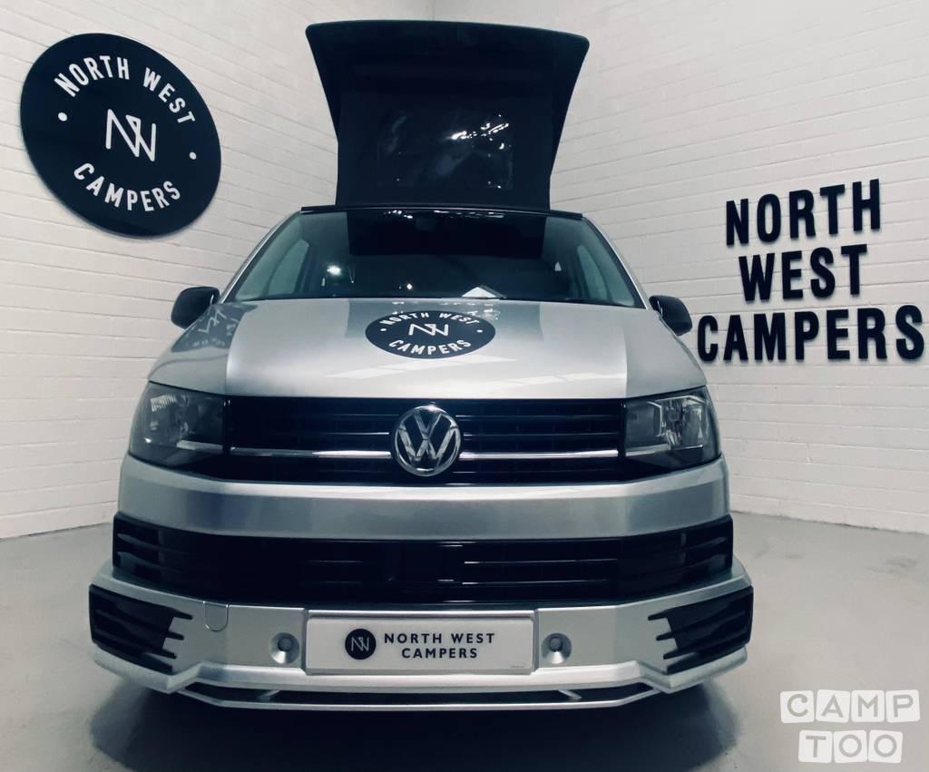 Volkswagen camper uit 2018: foto 1/9
