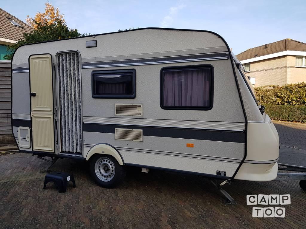 Hobby caravan from 1992: photo 1/6