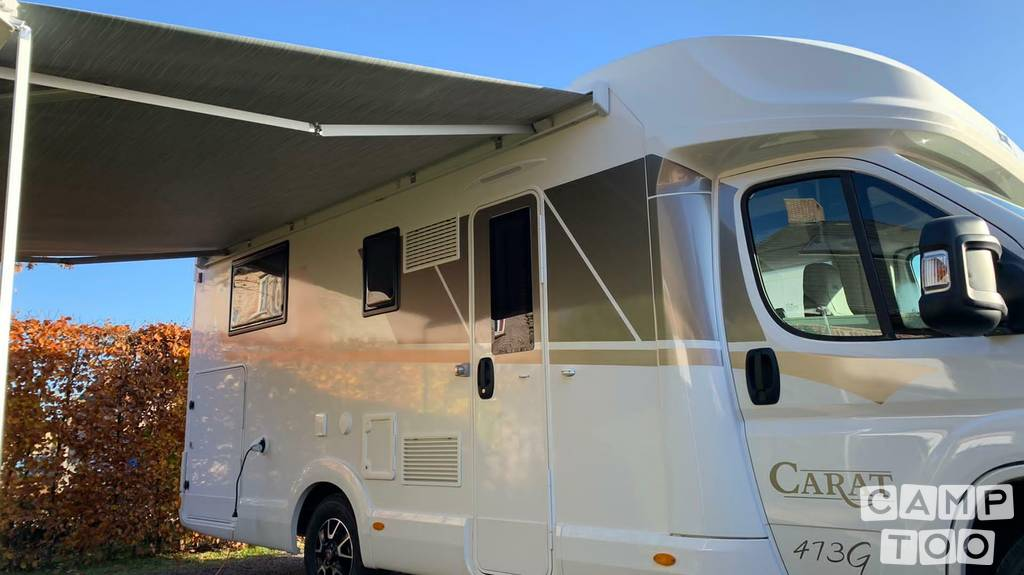 McLouis camper from 2020: photo 1/11