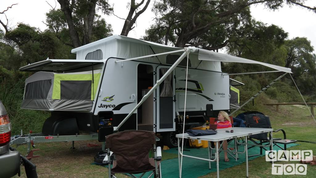 Jayco caravan from 2015: photo 1/12