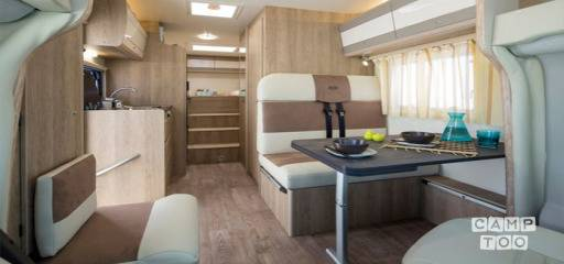c-d-lux 380 camper from 2016
