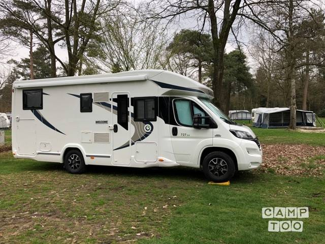 Chausson camper from 2016: photo 1/12