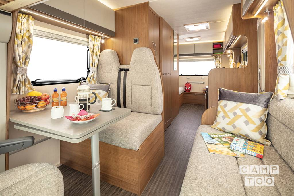 Auto Trail Motorhomes camper from 2019: photo 1/10