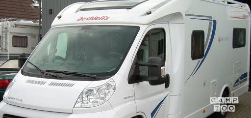 Dethleffs T6611 camper from 2008