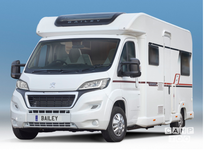Peugeot camper from 2019: photo 1/12