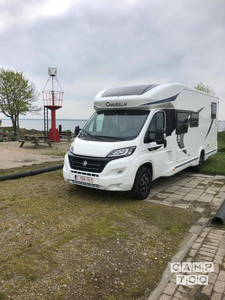 Chausson camper from 2018: photo 1/12