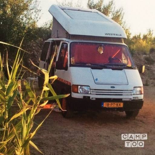 Ford Transit camper from 1990
