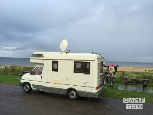 Karmann Colorado H camper uit 1997