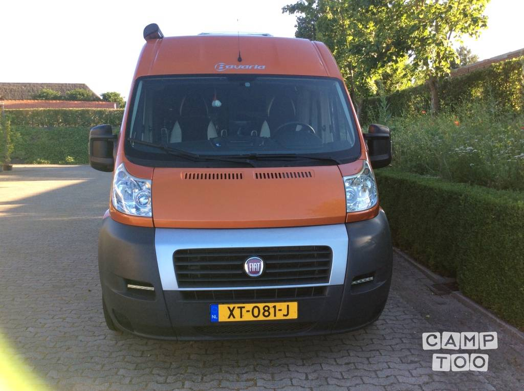 Fiat camper from 2012: photo 1/10