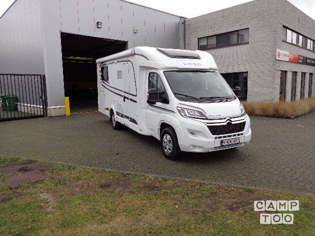 Hymer camper from 2019: photo 1/10