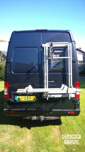 Mercedes-Benz Sprinter camper uit 2003