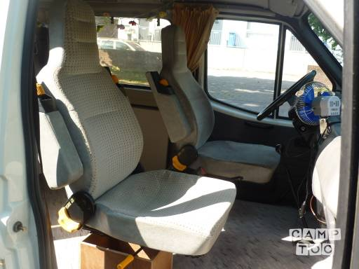 Ford TRANSIT WESTFALIA NUGGET camper from 1988