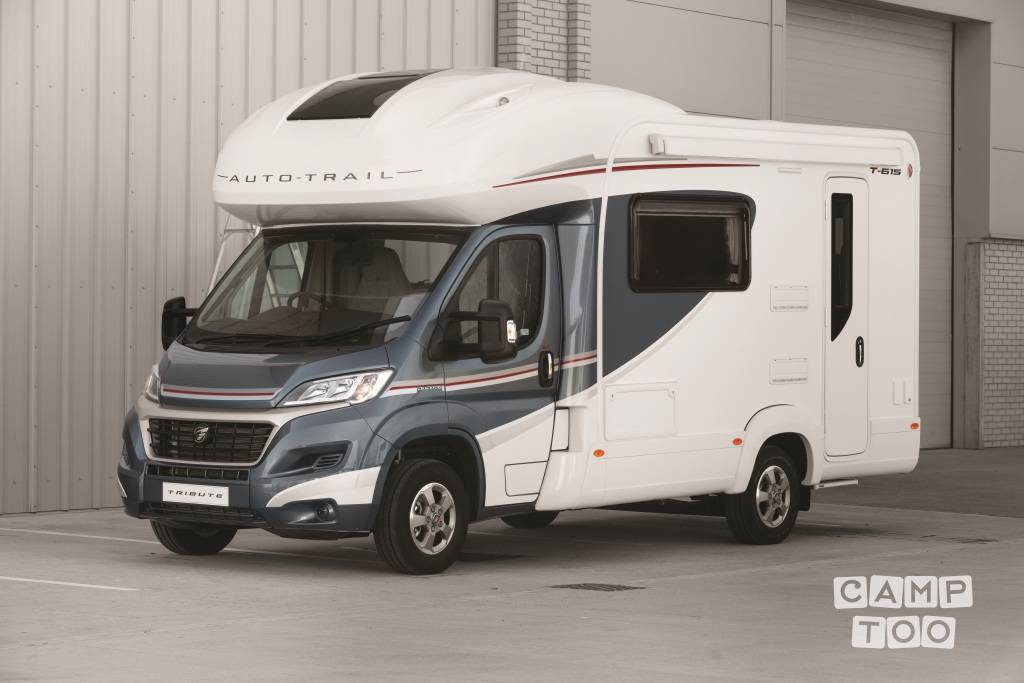 Auto Trail Motorhomes camper from 2019: photo 1/6