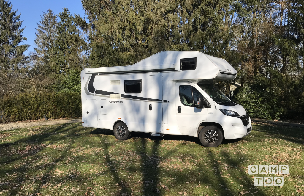 Weinsberg  camper from 2016: photo 1/21