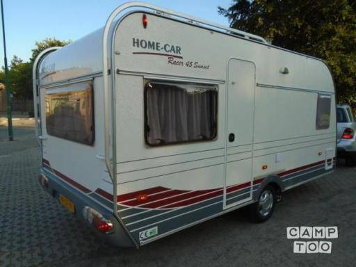Home-car Sunset Racer 45 caravan uit 2002