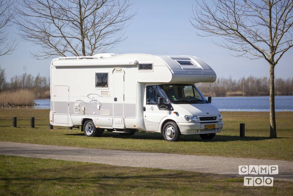 Rimor camper from 2005: photo 1/29