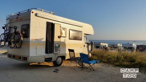 Campers International Carioca 40 camper uit 2000
