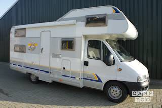 BUERSTNER A574 camper from 2001