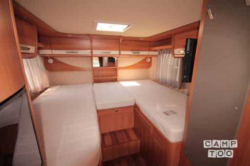 Hymer B 578 camper from 2013