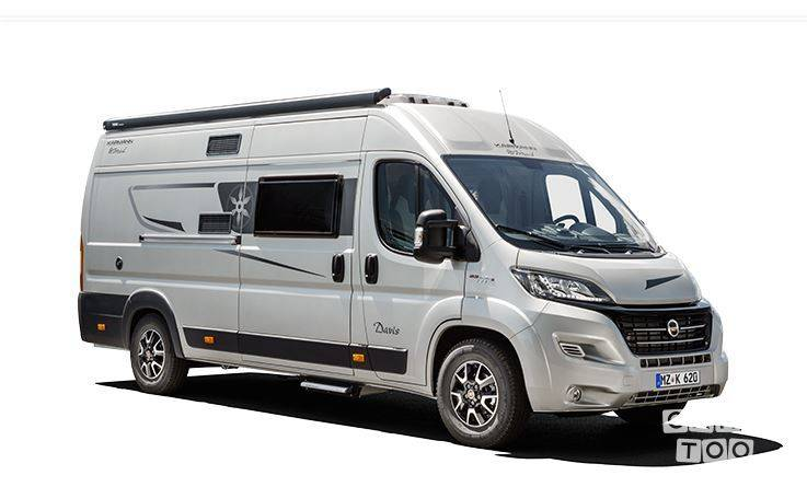 Karmann-Mobil camper from 2021: photo 1/10