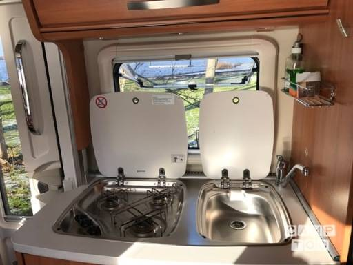 Hymer Exsis-i 644 camper from 2016