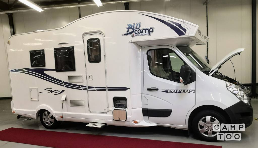 Rimor camper from 2018: photo 1/11