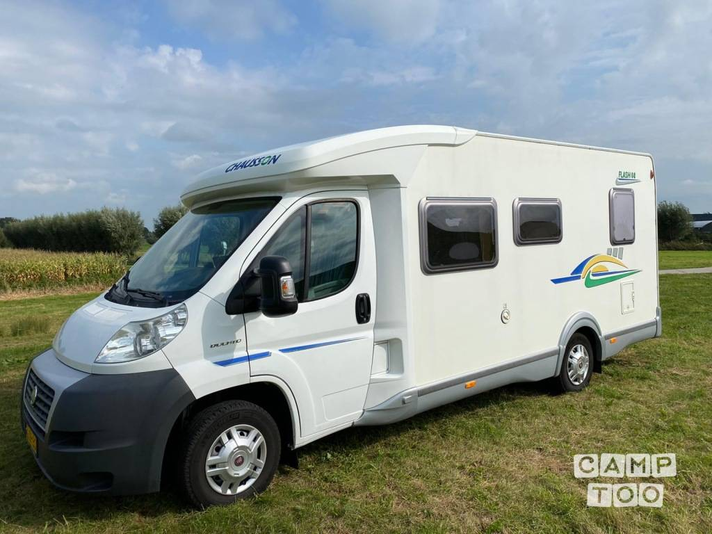 Chausson camper from 2008: photo 1/17