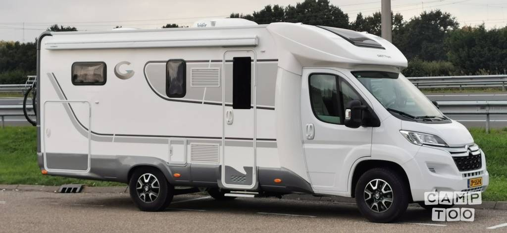 Giottiline camper from 2020: photo 1/26