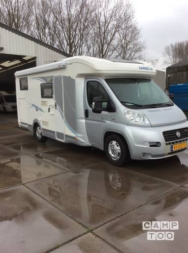 Chausson WELCOME 95 M10 camper uit 2009
