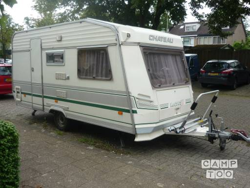 CHATEAU 460 caravan from 1986